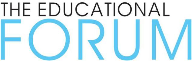 The Educational Forum can be accessed online at http://www.kdp.org/publications/theeducationalforum/.